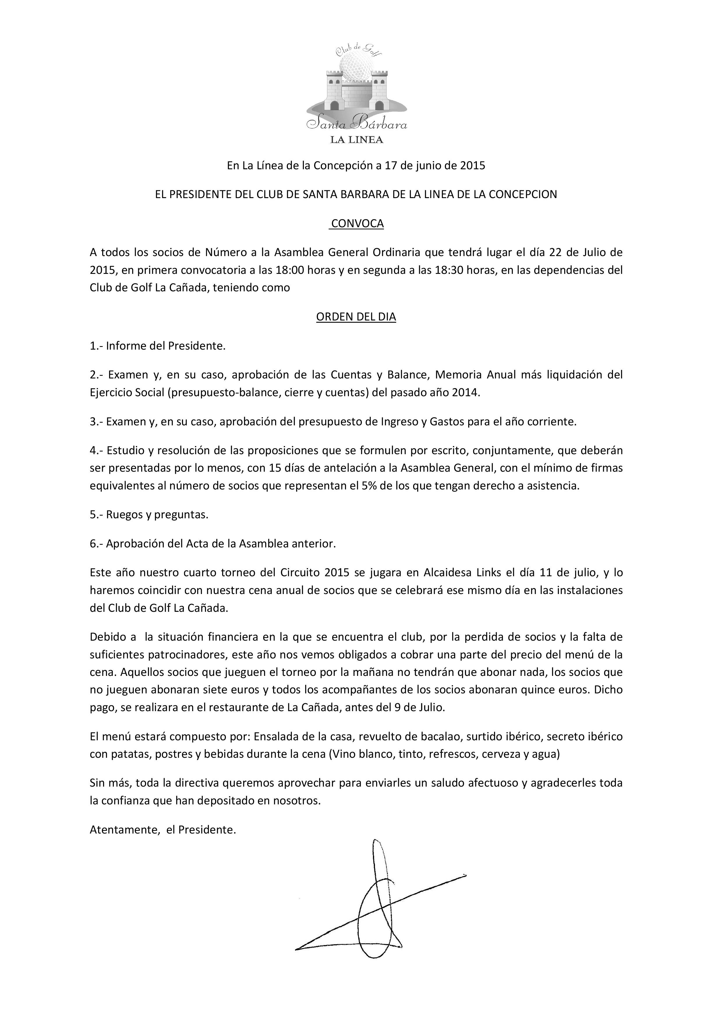 Microsoft Word - convocatoria asamblea general  Y CENA SOCIOS 15